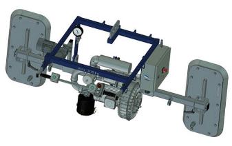 AERO PORO Lifting equipment