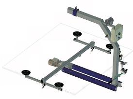 AERO RETOURNEUR 180 ° Lifting equipment