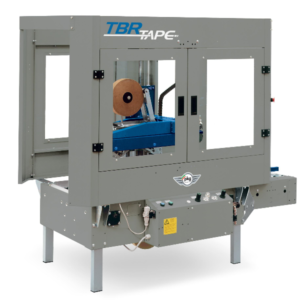 TBR Tape semiautomatic self-dimensioning taping machine