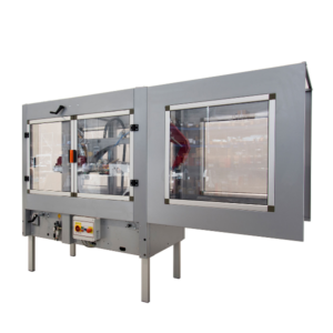 Automatic Sealing Machine with Flap Closer Tape 56F – 608F