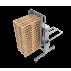 Pallet Dispenser PD2 for empty pallets